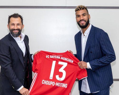 """Hivatalos: Choupo-Moting a Bayernben folytatja – """"Ki ne játszana szívesen a Bayernben?"""""""