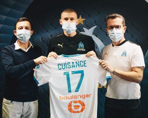 Hivatalos: Cuisance kölcsönben a Marseille-ben folytatja