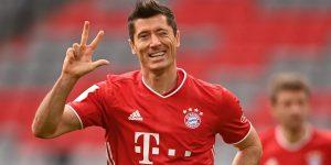 Az Eintracht is a Bayern áldozatává vált | Összefoglaló: FCB 5-0 FRA