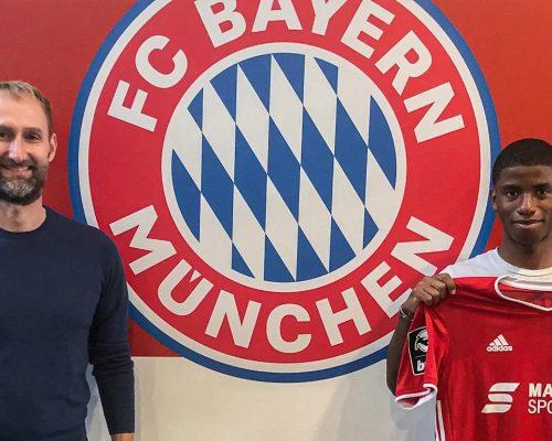 Bayern II: Remy Vita csatlakozott