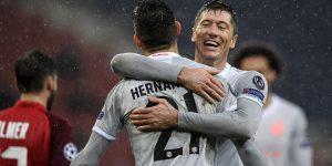 Eseménydús győzelem Ausztriában | Összefoglaló: RBS 2-6 FCB