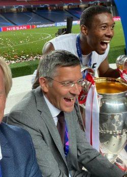 """Elege lett a Bayernnek – """"Nem létezik már ajánlat Alabának"""""""