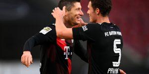 Nyert a Bayern, debütált Nianzou | VFB 1-3 FCB