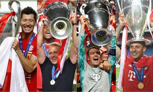 FIFA-gála: Lewandowski, Flick, Neuer és Thiago a jelöltek közt