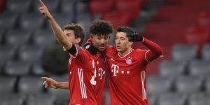 Neuer-show és továbbjutás! | Összefoglaló: Bayern 3-1 Salzburg
