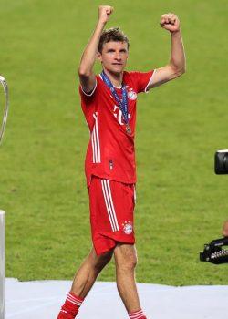 Müller: Musiala a jövő játékosa lesz a Bayernben
