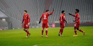Lewandowski ismét nagyot villant a Zöldek ellen | Összefoglaló: Bayern 2-1 Wolfsburg