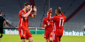 Süle és Csupó hozta a győzelmet, jöhet a sorsolás! | Összefoglaló: Bayern 2-0 Lokomotiv