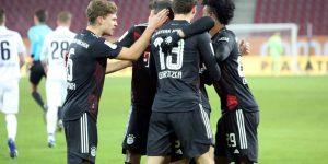 A müncheniek nyerték a bajor derbit; féltávnál vezetünk | Augsburg 0-1 Bayern