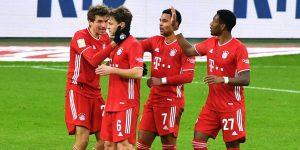 Müller-dupla, Kimmich-tripla és újabb Lewa-gól | Schalke 0-4 Bayern