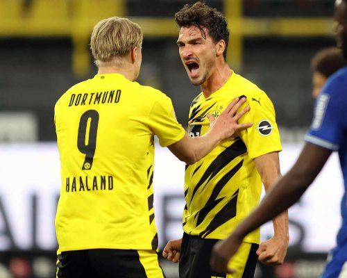 Ezért tért vissza Hummels a Dortmundba