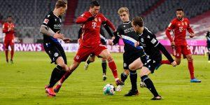 Kétgólos hátrányból mentettünk pontot | Bayern 3-3 Bielefeld