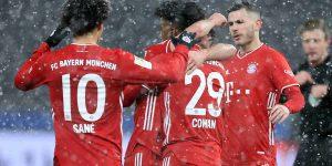 Tovább íródik a győzelmi széria, győztünk Berlinben is | Hertha 0-1 Bayern