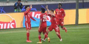 Erődemonstráció Rómában | Lazio 1-4 Bayern