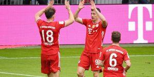 Hogyan ünnepeljünk születésnapot? | Bayern 5-1 Köln