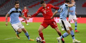 Megvan a továbbjutás! | Bayern 2-1 Lazio