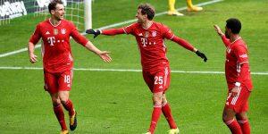 Magabiztos győzelemmel tartjuk az előnyünket | Werder 1-3 Bayern