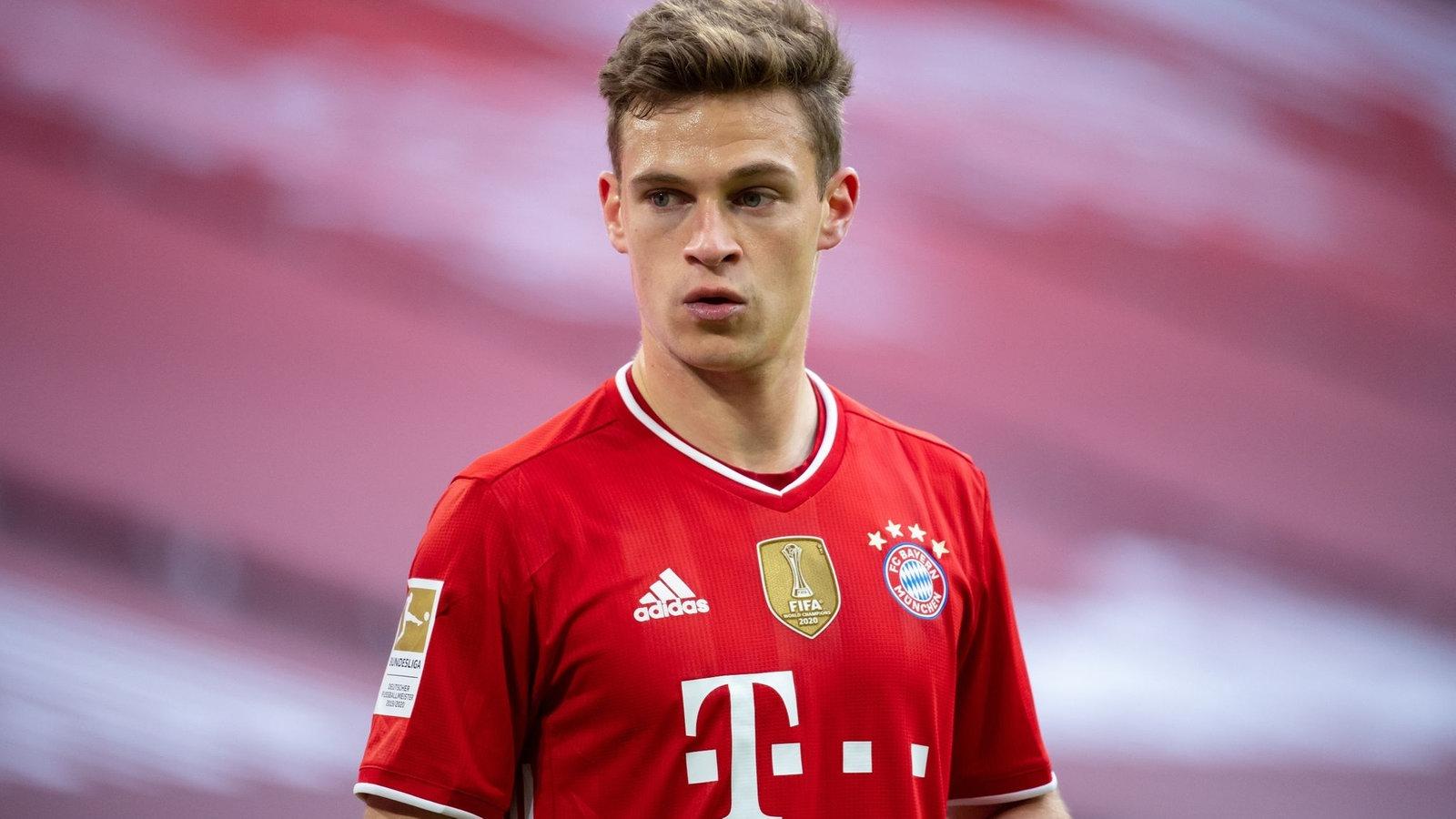 Kimmich: Miért éppen engem akart a Bayern?