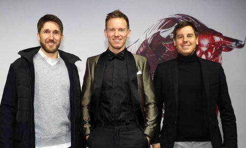 Nagelsmann egy 31 és egy 34 éves segítővel érkezik Münchenbe