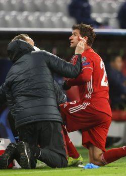 Müller a 4. legeredményesebb a KO-szakaszban | Érdekességek: PSG 3-2 Bayern