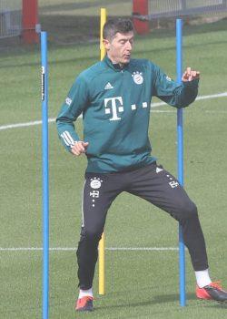 Lewandowski egyre jobb állapotnak örvend