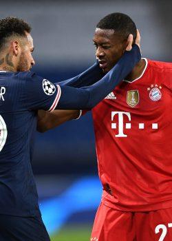 David Alaba rekorder lett | Érdekességek: PSG 0-1 Bayern