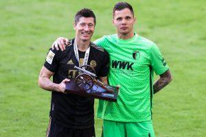 """Lewandowski: """"Soha nem felejtem, hogy honnan jöttem"""""""