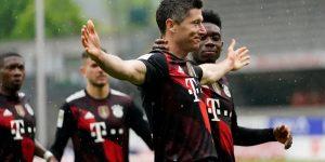 Lewa meglőtte a negyvenediket | Freiburg 2-2 Bayern München