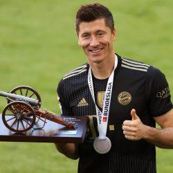 Lewandowski történelmi rekordot döntött – itt az összes gólja