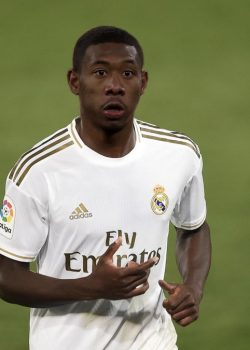 Hivatalos: David Alaba a Real Madridban folytatja