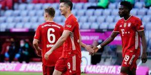 Lewa triplázott, betörtük a Csikókat | Bayern München 6-0 Mönchengladbach