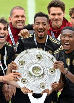 Kilenc érdekesség a Bayern sorozatbeli kilencedik bajnoki címéről