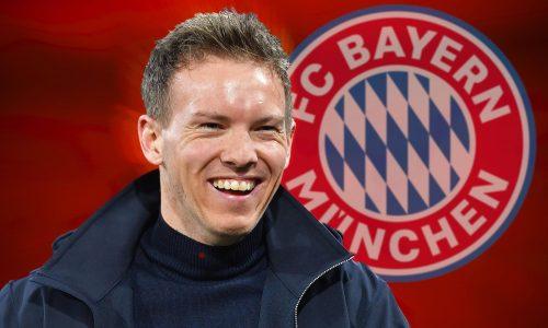 Nagelsmann 3 védős rendszert hoz Münchenbe?