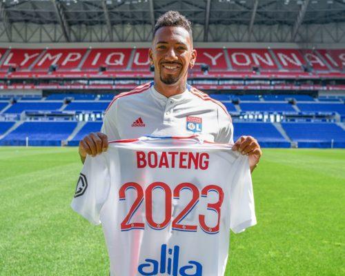 Hivatalos: Jerome Boateng a Lyonban folytatja
