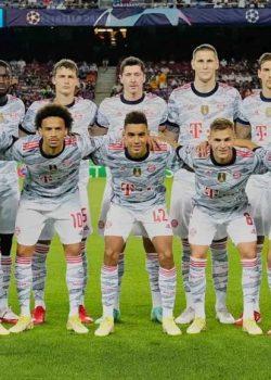 Magabiztos győzelem Katalóniában | Összefoglaló: Barca 0-3 Bayern