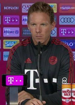 """""""Coman műtéten esett át, szívritmuszavara volt""""   Sajtótájékoztató: Bayern vs. Bochum"""