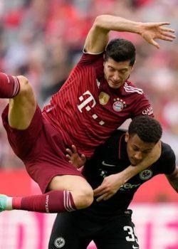 Először kapott ki a szezonban a csapat | Összefoglaló: Bayern 1-2 Frankfurt