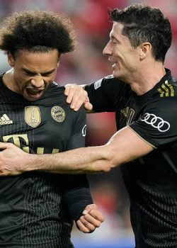 Nagyot hajráztunk Sané főszereplésével | Összefoglaló: Benfica 0-4 Bayern