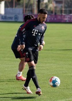 Tolisso és Coman is újra a csapattal edz